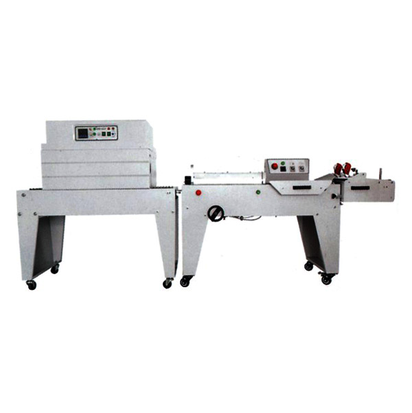 BS-A450 Shrink tunnel & DFQC450 Pneumatic L Sealer