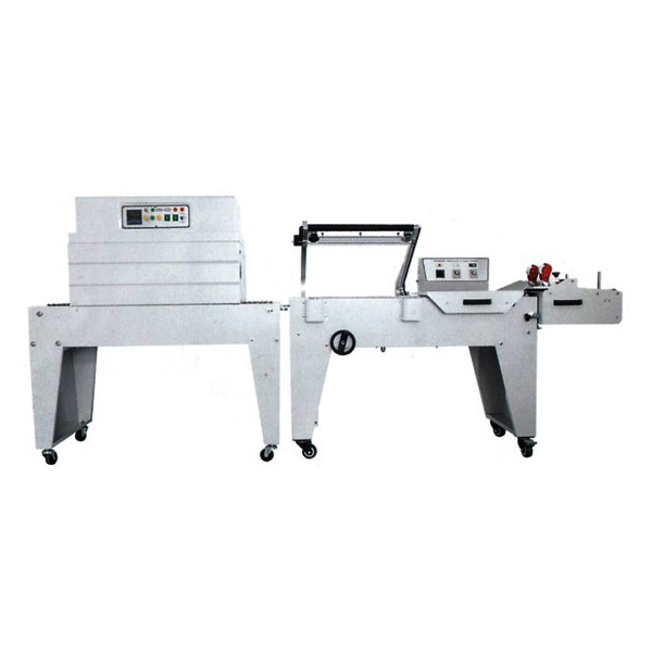 BS-A450 Shrink tunnel + DFQA450 Semi-auto L Sealer