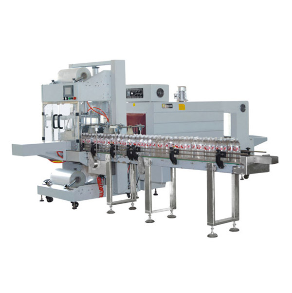 QSJ-5040A+BSE-5040A Sleeve wrapper +PE Shrink packer